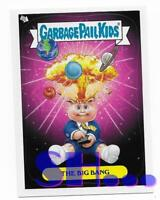 2012 Topps Garbage Pail Kids Brand New Series 1 #1 The Big Bang Card