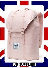 Herschel Offset Collection Retreat Backpack School Bag 19.5L Polka Cameo Rose#AP