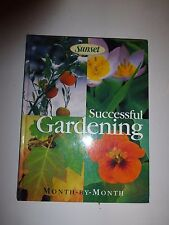 Sunset Successful Gardening Month by Month (1999, Hardcover, Sunset Books)93
