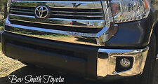 NEW OEM TOYOTA TUNDRA 2014 AND UP SR5 FULL CHROME GRILLE