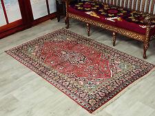 204x120 cm schöne handgeknüpften Kaschmir-seide Teppich kashmir-Silk rug No:517