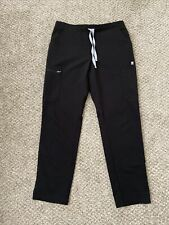 Women Figs Technical Collection Yola Scrub Skinny Pants Size S Short Inseam