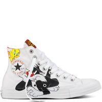NEW Converse Chuck Taylor All Star Hi Looney Tunes Sylvester Tweety Mens