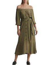 WITCHERY Beautiful Off Shoulder Dress Size 14