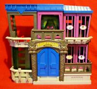 Fisher Price Imaginext DC Super Friends Gotham City Jail Action Toy Playset