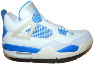2006 Jordan Military Blue 4 (Size 9) 308497-141 Read Description
