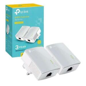 TP-LINK Powerline AV500 V2 CON PORTA ETHERNET 500Mbps HD KIT CONFEZIONE 2PZ