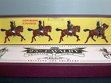 Britains 8844 armée indienne 25TH cavalerie frontier force toy soldier figure set