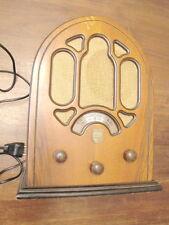 RADIO vintage Nostalgie PHILIPS D2550 d2550/00 copy wood of film THE GREEN MILE