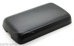 New Black Molded Console Lid Cover Cap / FOR 1982-1992 CHEVROLET CAMARO