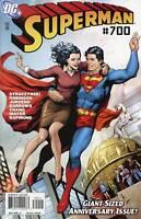 Superman #700 Anniversary Comic Book - DC