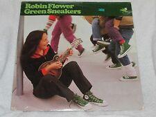Robin Flower Green Sneakers 1982 Flying Fish # FF-273 BLUEGRASS Sealed LP