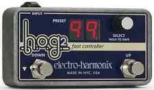 EHX Electro Harmonix HOG 2 Pie Pedal Controlador