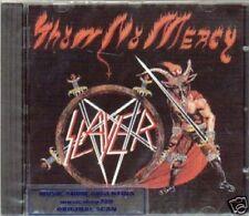 SLAYER SHOW NO MERCY SEALED CD NEW REMASTERED
