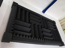 "1 Studio Acoustic Soundproofing Foam Tiles 32"" x 56"" x 4"" Thick"