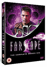 Farscape - Series 1 - Complete DVD, 2011, 7-Disc Set, Box Set season one first