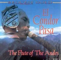 El Condor Pasa: Flute of the Andes by Various Artists (CD, Feb-1996, Madacy)