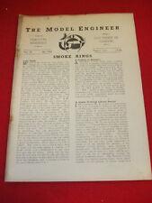MODEL ENGINEER - Aug 11 1938 Vol 79 # 1944
