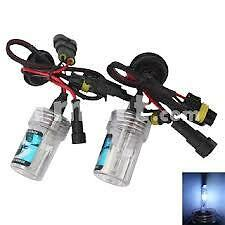 H7 Xenon HID Replacement Bulbs 6000K UK SELLER