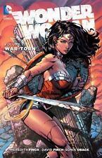Wonder Woman Vol. 7: War-Torn DC Comics  HC like new