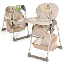Hochstuhl & Babyliege ab Geburt - Hauck Sit'n Relax Bear (klappbar, mit Tisch)