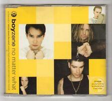 (HC224) Boyzone, No Matter What - 1998 CD