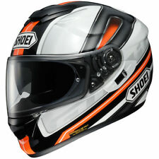 Shoei Gloss Fibreglass Full Face Motorcycle Helmets