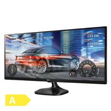 "LG 34UM58-P 86cm 34"" IPS LED UltraWide Monitor HDMI Energieeffizienzklasse A"