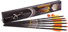 Carbon Express 52132 Mayhem Carbon Weave 20 Inch Crossbow Crossbolts, 6 Pack
