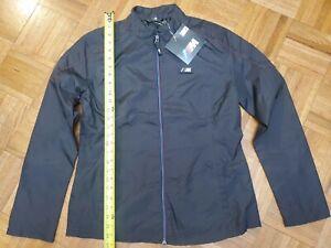 Ladies BMW M Nylon Jacket  Anthracite    80142297288 Brand New OEM size Large