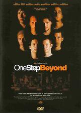 One Step Beyond DVD SKATEBOARDING Extreme Sports Tony Halk Special Appearance
