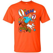 Tintin retro Cartoon, G200 Gildan Ultra Cotton T-Shirt