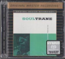 John Coltrane – Soultrane MFSL UDSACD 2020 [HYBRID SACD / CD] Red Garland