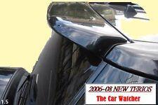 Rear window Windshield Spoiler Daihatsu Terios 5D Hatchback 2006-2014