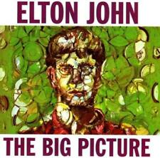 ELTON JOHN - The Big Picture (CD 1999) USA First Edition EXC