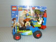 LEGO® Toy Story 1x Woodie und Buzz Lightyear mit Bauanleitung R50