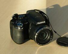 #M1223 - Fuji S4000 14MP 30x Zoom Digital Bridge Camera Fujifilm FinePix + case