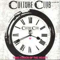 "Culture Club - Time (Clock Of The Heart) (7"", Sin Vinyl Schallplatte - 40696"