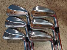 Srixon Z-Forged Irons 5-PW KBS $-Taper 120 S Stiff