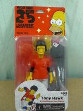NECA I Simpson Guest STARS SERIE 2 Tony Hawk Action Figure Nuovo con Scatola