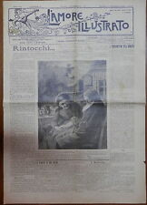 L AMORE ILLUSTRATO 4 novembre 1937 Emma Gandolfi Aldo Biancani Salvatore Nappa
