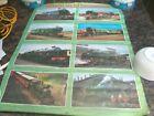 vintage drg j arthur dixon british steam locomotives poster  20 x 27 inches
