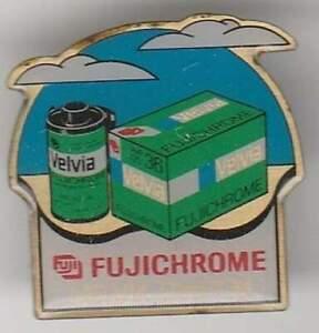 Pin metaal / Badge metal - Fuji - Chrome