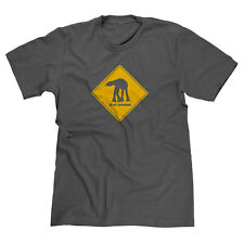 AT-AT CROSSING VADER DARK SIDE JEDI THE FORCE FUNNY STAR WARS PARODY T-SHIRT TEE