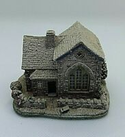 LILLIPUT LANE snow cottage ornament collectable christmas