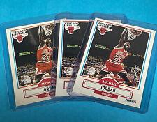 Michael Jordan Card - 1990-91 Fleer #26 - AUTHENTIC -Original - Pack Fresh CLEAN