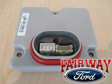 15 thru 18 F-150 & 17 thru 18 Super Duty OEM Ford Head Lamp Light Ballast LED