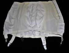 Vintage 50's RAGO of NY Open Bottom Sarong Girdle Garter Belt #443 Size 46 (XL)