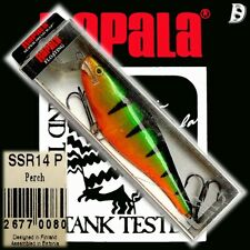 Rapala Super Shad Rap 14cm P Neu in Box Estland