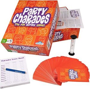 Party Charades - The Fun Acting Game!